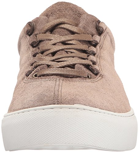 K-suisse Tribunal Mens Baskets Mode Daim Classico Taupe / Blanc