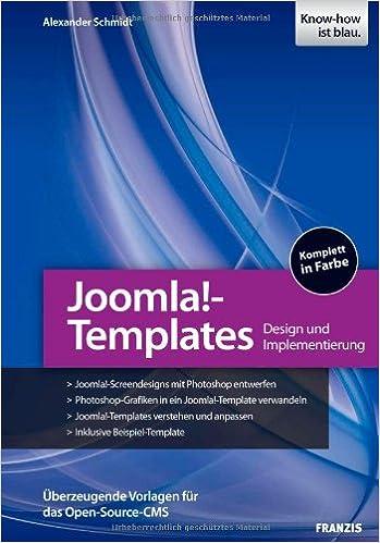 Download E-books Joomla!-Templates entwickeln: Design und ...