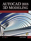 img - for AutoCAD 2018 3D Modeling book / textbook / text book