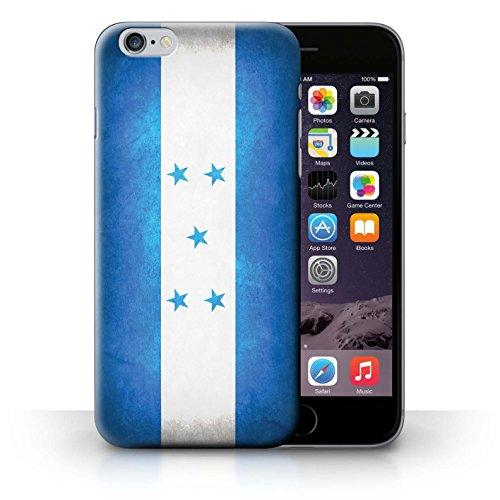 Hülle Case für iPhone 6+/Plus 5.5 / Honduras Entwurf / Flagge Collection