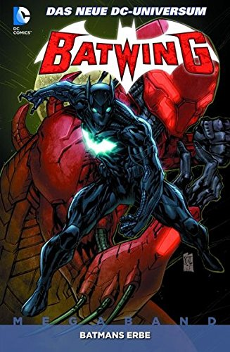 Batwing: Megaband 2: Batmans Erbe