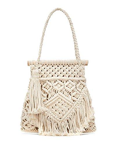 en 304 6066 Zara tissu Femme Shopper qTvTzEXwx