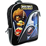 Angry Birds Star Wars Use the Angry Force Lenticular 16'' Childrens School Backpack