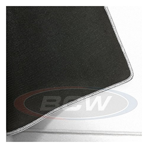 White BCW 24 X 13 Card Playmat - MTG - YU-GI-OH! - DRAGON-Z - STAR TREK and others - Solid White Play Mat