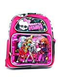 Best Monster High High School Back Packs - Monster High Backpack 12 in School Bag Purple Review
