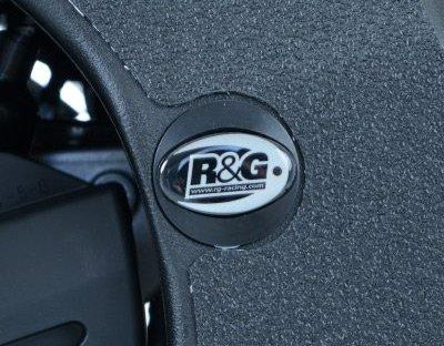 R&G Upper Frame Insert for Yamaha YZF-R1 '15-'18, FZ-10 '17 & MT-10 '18 | Left or Right Hand Side