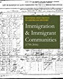 img - for Defining Documents in American History: Immigration & Immigrant Communities (1790-2016) book / textbook / text book