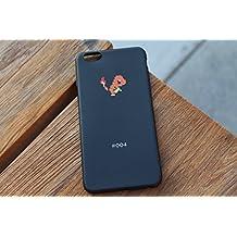 "InstaPoke Pokemon iPhone 6/6S PLUS+ Case, Pokemon Go Case for iPhone 6/6S PLUS+ (Size 5.5"") Matte Texture (Charmander)"
