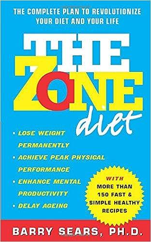 Zonendiät pdf Buch