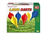 M.Y Royal Court Lawn Darts Outdoor Game