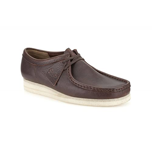 Amazon Uk Da Brown Marrone Clarks Scarpe It Eu5 5 Qdowz4q Uomo 39 rq1U4r0