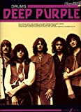 Deep Purple Authentic Playalong Drums: Drums Songbook