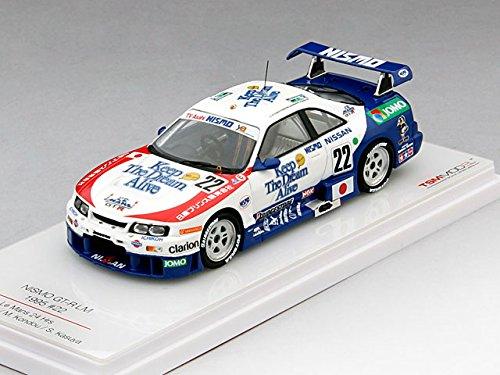 1/43 日産スカイライン GT-R LM Nismo 1995 ル・マン24h #22 TSM154343