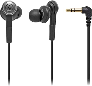 Audio-Technica CKS55BK In-Ear Headphones