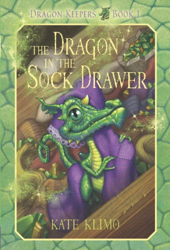 Dragon Keepers #1: The Dragon in the Sock Drawer by [Klimo, Kate]