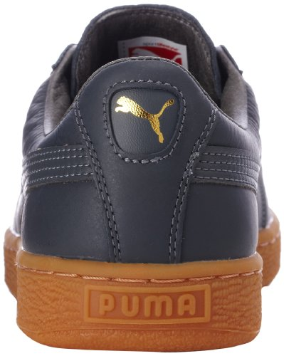 Puma Basket Classic Lfs Lace-up Fashion Sneaker Dark Shadow