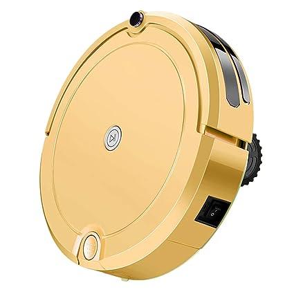 Inteligente Robot Aspirador - Operación De Control Remoto, Anti Choques Sensor Infrarojo - Modo De