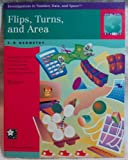Flips, Turns, and Area, Douglas H. Clements and Susan J. Russell, 0866518029