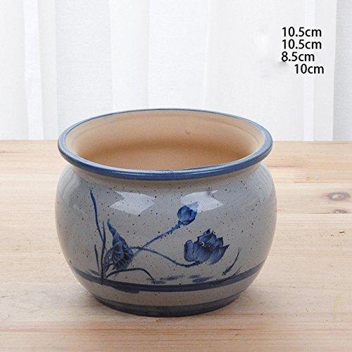 china old pile more meat platter flower pot basin 667 cj china basin blue and white flower pot flower pot pile platter flower pot plate flower pot