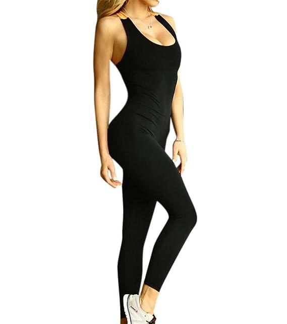 Hellomiko Conjunto de Yoga de Deporte para Mujeres Body ...
