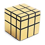 Outton Professional 3 X 3 X 3 Speed Puzzle Mirror Surface Magic Cube Box ...
