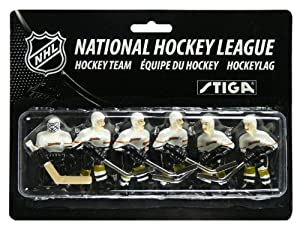 Stiga Anaheim Mighty Ducks Table Rod Hockey Players