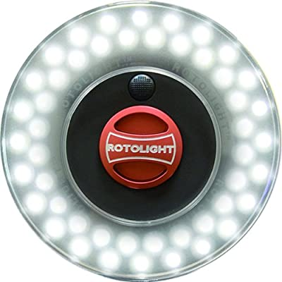 Rotolight Stealth RL48-B Professional HD LED Ringlight by Rotolight