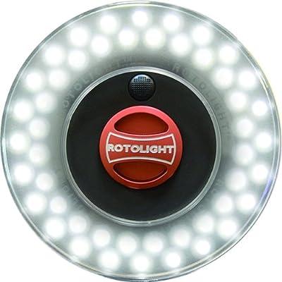 Rotolight Stealth RL48-B Professional HD LED Ringlight by Rotolight