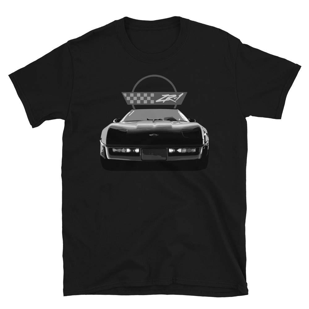 JG Infinite Chevy C4 Corvette ZR1 Short-Sleeve Unisex T-Shirt