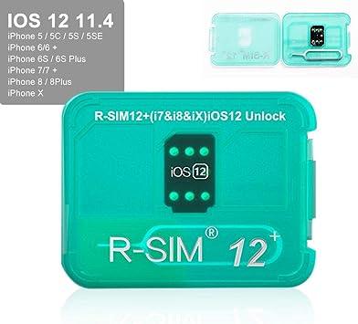 Amazon.com: R-SIM12 V16 - Funda para tarjeta SIM nano ...