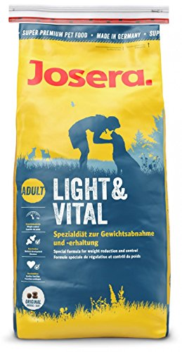 Josera Dog Light & Vital | 4kg Hundefutter