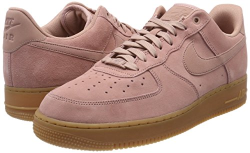 Nike Force 1 Homme particle Pinkparticle '07 De Pink Pour Rose Lv8 Air Suede Chaussures Gymnastique r5Fwqr