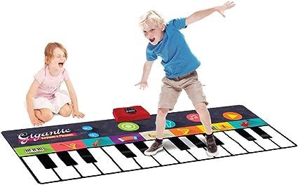 Estera de baile de piano divertida 71 Pulgadas De 24 Teclas A ...