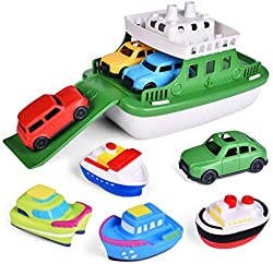 related image of FUN LITTLE TOYS Toy Boat Bath Toys