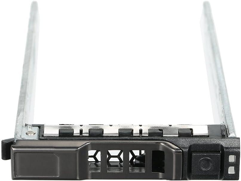 Docooler Hard Drive 2.5 HDD Caddy for DELL PowerEdge Hard Drive Caddy Tray for R730 R630 R930 R430 R620 R820 R730xd PowerVault MD1420 MD3420 MD1220 Caddy Hot Swap SAS SATA Bracket Tray
