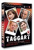 TAGGART Region 2 PAL 5 DVD Set E