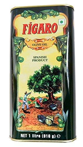 Figaro 1 Olive Oil Tin, 1L