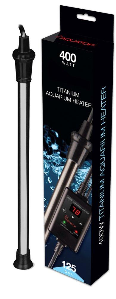 ATP Heater Titanium 400W by AquaTop