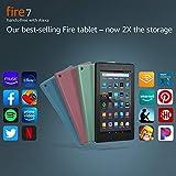 "Fire 7 tablet (7"" display, 16 GB) - Sage"