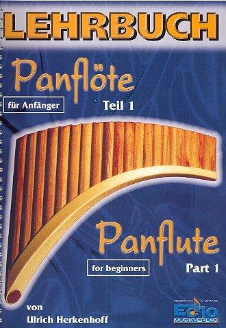 Panflöte für Anfänger : Lehrbuch mit grundlegenden Themen wie Haltung, Atmung, Ansatz