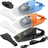 12V 100W Portable Handheld Car Wet&Dry Vacuum Cleaner - Best Reviews Guide