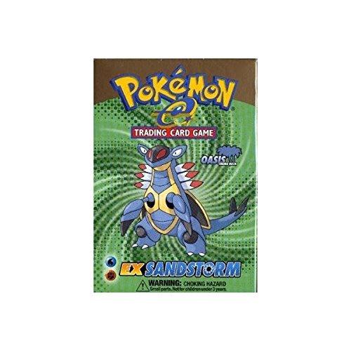 Pokemon EX Sandstorm Oasis Theme Deck [Sealed Deck]