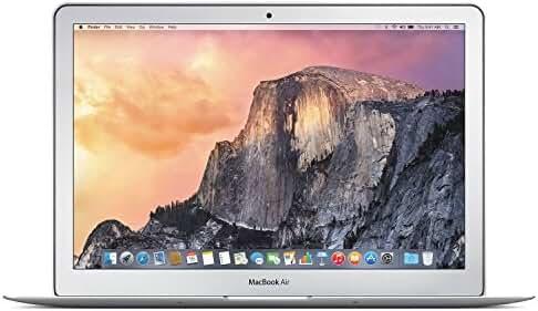 New Apple MMGG2LL/A MacBook Air 13.3-Inch Laptop (1.6 GHz Intel Core i5, 8GB RAM, 256GB SSD, Mac OS X V10.11 El Capitan), Silver