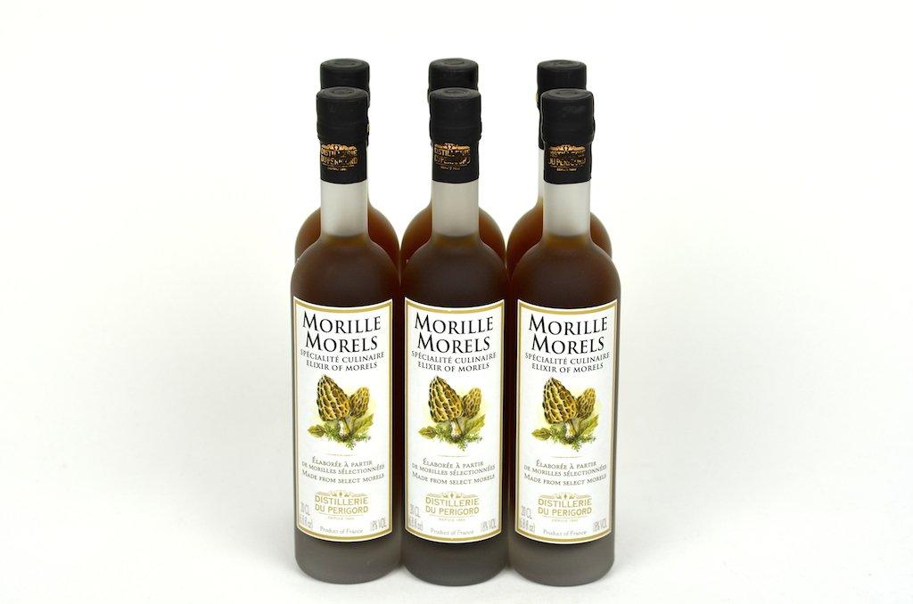 Distillerie du Perigord Elixir of Morels 20cl (6.8oz) Case of 6 Units- Wholesale