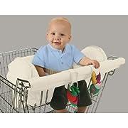 Organic Smart Prop R Shopper - Body Fit Shopping Cart Cover
