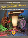 img - for W35TP1 - Standard of Excellence Advanced Jazz Ensemble Method: 1st Trumpet book / textbook / text book