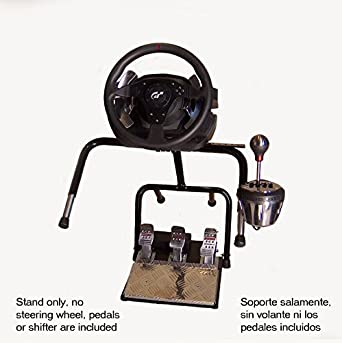 daccf27f04e XL21D Big Boy Stand w/XL60R shifter adapter for Thrustmaster TX, T300RS,  TH8A, Logitech G29, G920 by Xlerator Wheel Stands: Amazon.ca: Computer and  Video ...