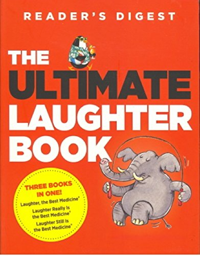 The Ultimate Laughter Book: A special collection of three books in one.