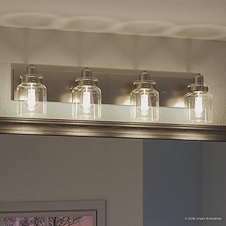 Luxury Modern Farmhouse Bathroom Vanity Light Large Size 8 625 H X
