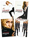Covert Affairs (The Complete Season 1 - 4)